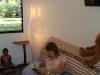Inside Dome Studio Retreat