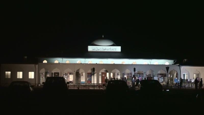 Baitul Masroor Mosque-Opening Night