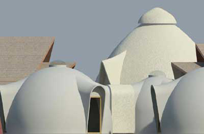 Design build domes, dome design, dome engineering, composites engineering