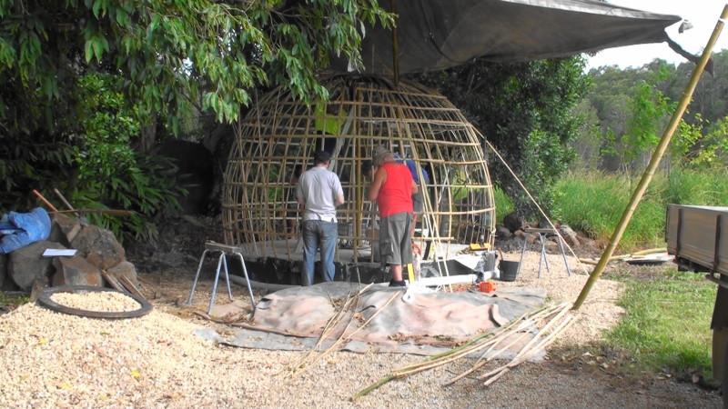 Dome Building Workshop